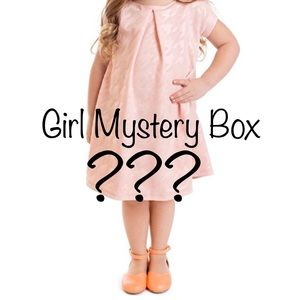 Other - Little Girls Clothing MYSTERY BOX